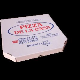 Cutii pizza 28x28x3cm