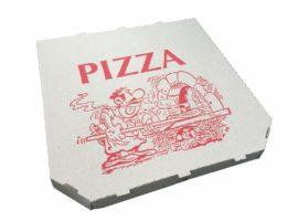 Cutii pizza 21x21cm